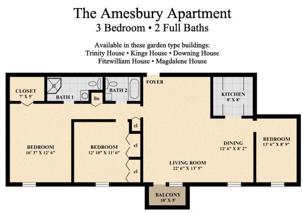 Cambridge Hall Apartments West Chester Apartment Homes West Chester Pa Floor Plans One